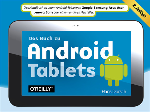 Das Buch zu Android-Tablets, 2nd Edition