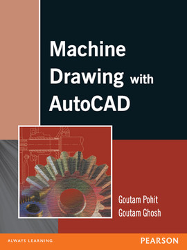 Machine Drawing With Autocad Book