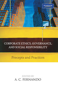 Corporate Ethics, Governance, and Social Responsibility
