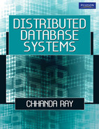 Cover of Distributed Database Systems