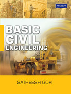 Cover of Basic Civil Engineering