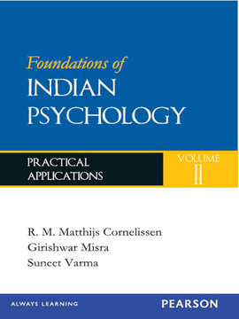 Foundations of Indian Psychology, Volume 2