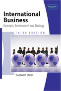 Cover of International Business, 3rd Edition