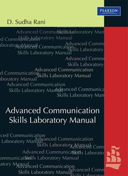 Advanced Communication Skills Laboratory Manual