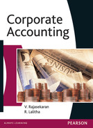 Cover of Corporate Accounting