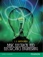 Cover of Basic Electrical and Electronics Engineering