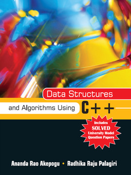 Data Structures and Algorithms Using C++