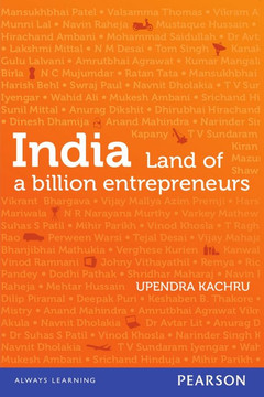 India Land of a Billion Entrepreneurs