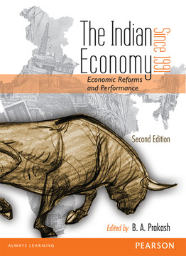 The Indian Economy Since 1991, 2nd Edition