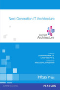 Cover of Next Generation IT Architecture