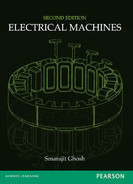 Cover of Electrical Machines, 2nd Edition