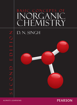 Basic Concepts of Inorganic Chemistry, 2nd Edition [Book]