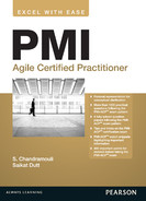Cover of PMI Agile Certified Practitioner—Excel with Ease