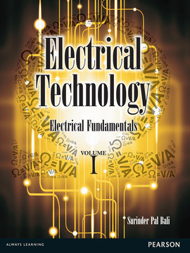 Electrical Technology, Volume 1