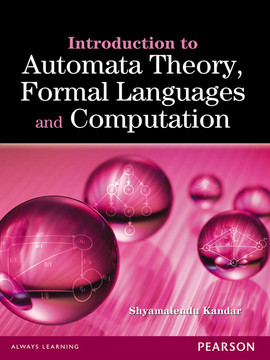 Introduction to Automata Theory, Formal Languages and Computation