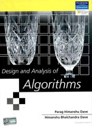 Cover of Design and Analysis of Algorithms
