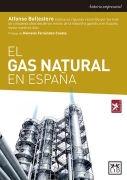 El gas natural en España