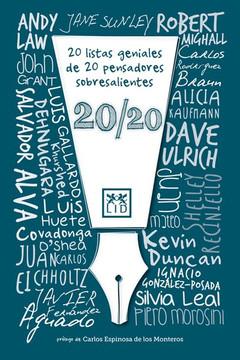 20/20: 20 listas geniales de 20 pensadores sobresalientes
