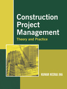 Cover of Construction Project Management: Theory and Practice