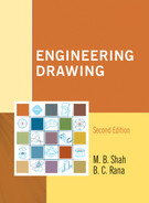 Cover of Engineering Drawing, 2nd Edition
