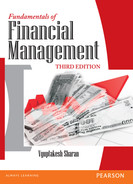 Cover of Fundamentals of Financial Management, Third Edition