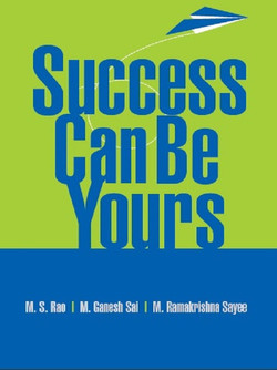 Success Can Be Yours