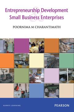Entrepreneurship Development and Small Business Enterprises