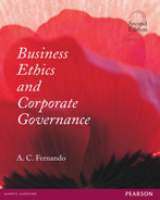 Cover of Business Ethics and Corporate Governance, Second Edition