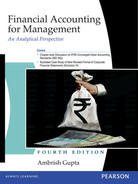 Cover of Financial Accounting for Management: An Analytical Perspective, 4th Edition