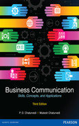 Cover of Business Communication, 3rd Edition