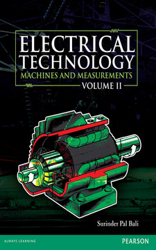 Electrical Technology Vol2 Machines And Measurements 1 E