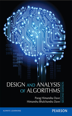 Design and analysis of Algorithms, 2nd Edition