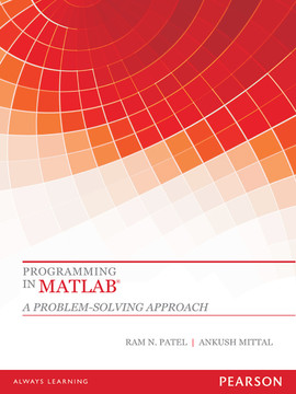 Programming in MATLAB ®