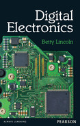 Cover of Digital Electronics