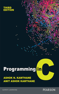 Programming in C, 3/e, 3rd Edition