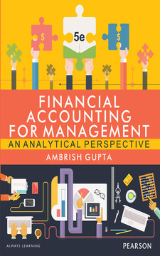 Financial Accounting for Management, 5th Edition