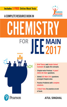 Chemistry for JEE Mains 2017, 2017th Edition