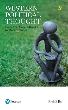 Western Political Thought: From the Ancient Greeks to Modern Times, 2nd Edition by Pearson, 2nd Edition