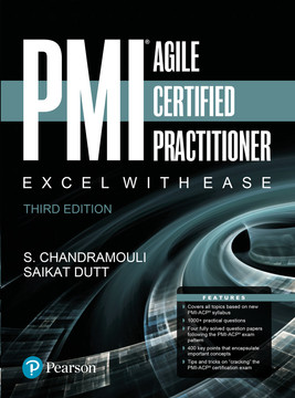 PMI- Agile Certified Practioner, 3ed
