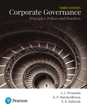 Corporate Governance: Principles, Policies and Practices, 3e