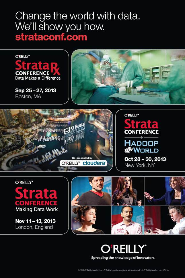 Oreilly Strata Conference 25 Recipes For Getting Started With R
