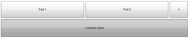 UI—The Story Tile (Complex Story)