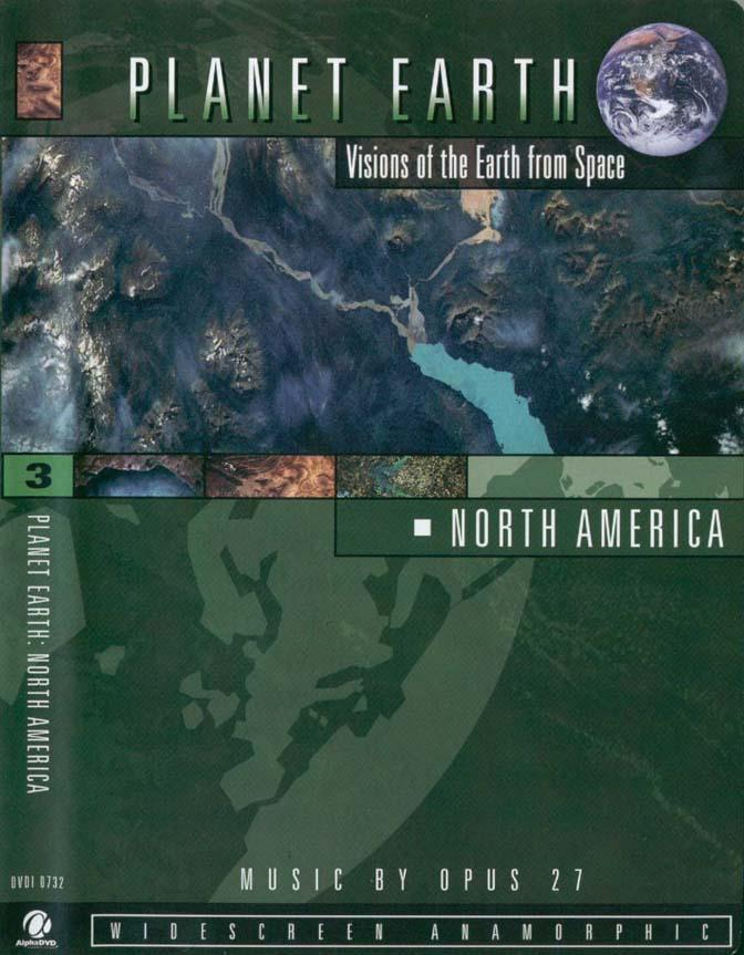 The Plant Earth: North America DVD.