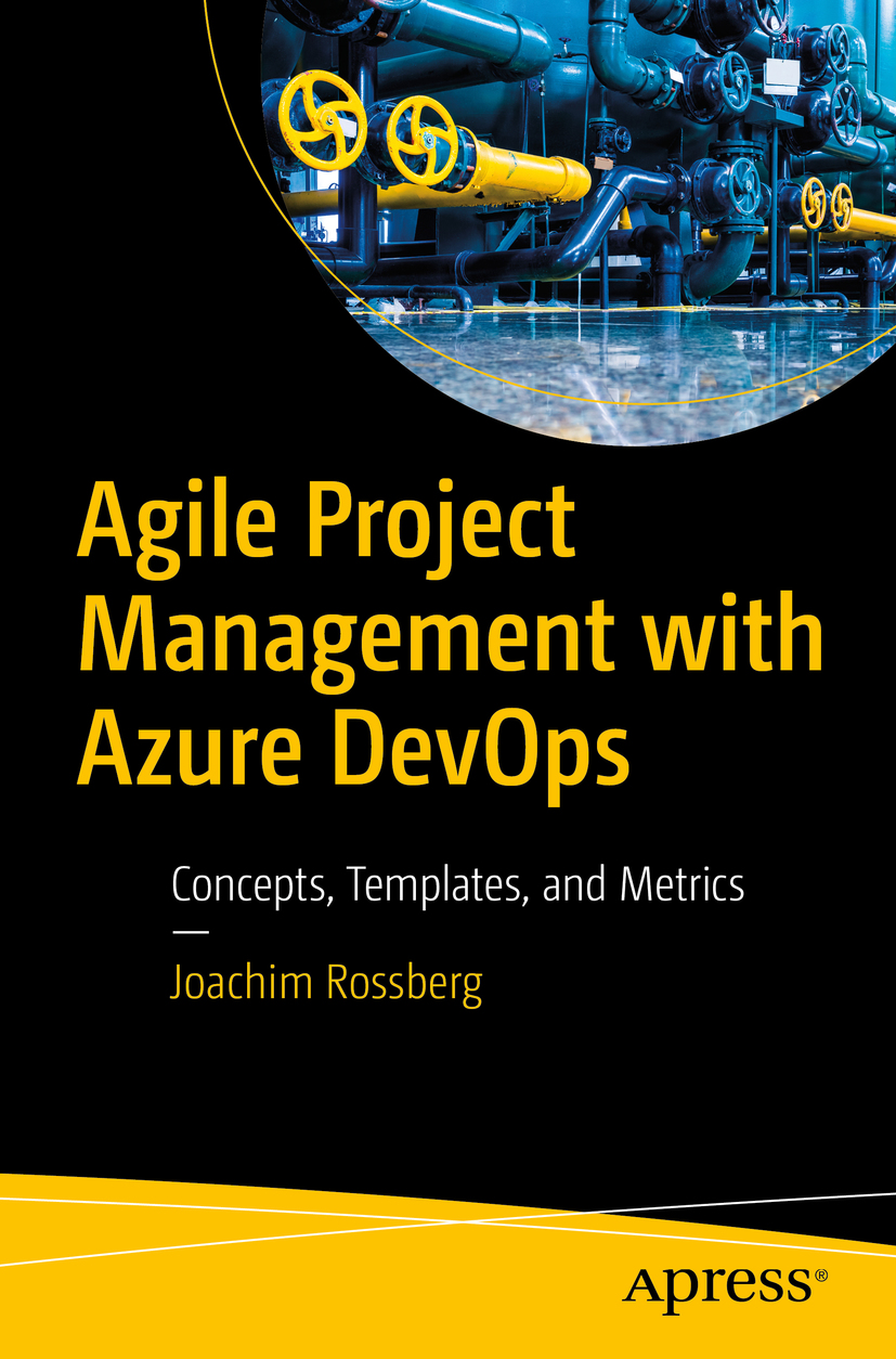 Cover - Agile Project Management with Azure DevOps: Concepts