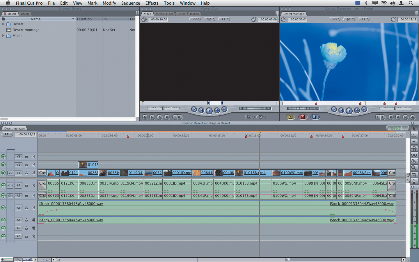Appendix D  Working with Final Cut Pro - An Editor's Guide to Adobe