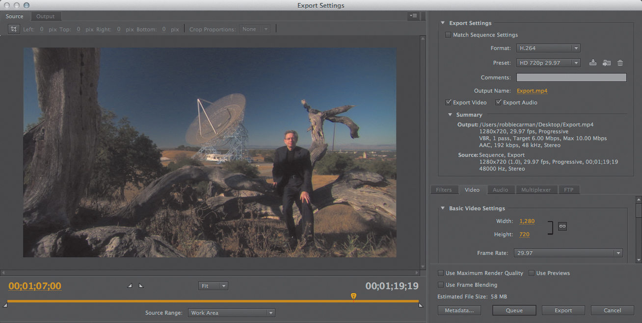 Chapter 15  Publish Your Video - An Editor's Guide to Adobe
