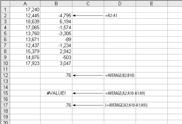 1  Excel and Statistics - Analyzing Business Data with Excel
