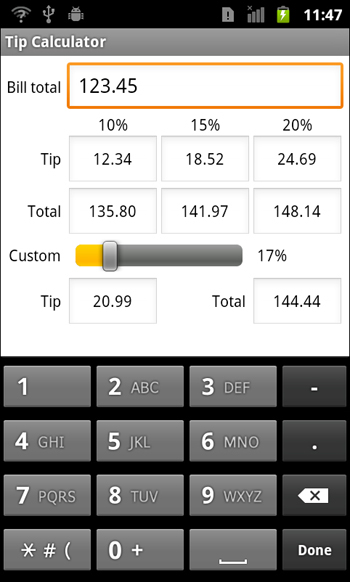 4 tip calculator app building an android app with java android