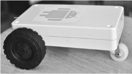 1 Bluetooth Robot - Arduino + Android Projects for the Evil
