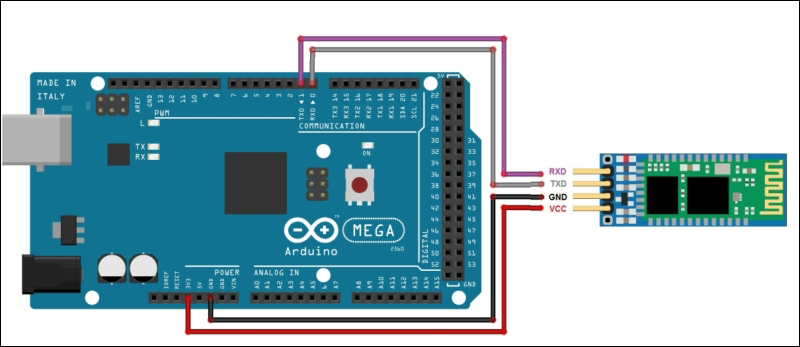 Implementing speech control - Arduino: Building exciting LED
